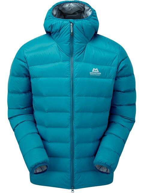 Mountain Equipment M's Skyline Hooded Jacket Tasman Blue